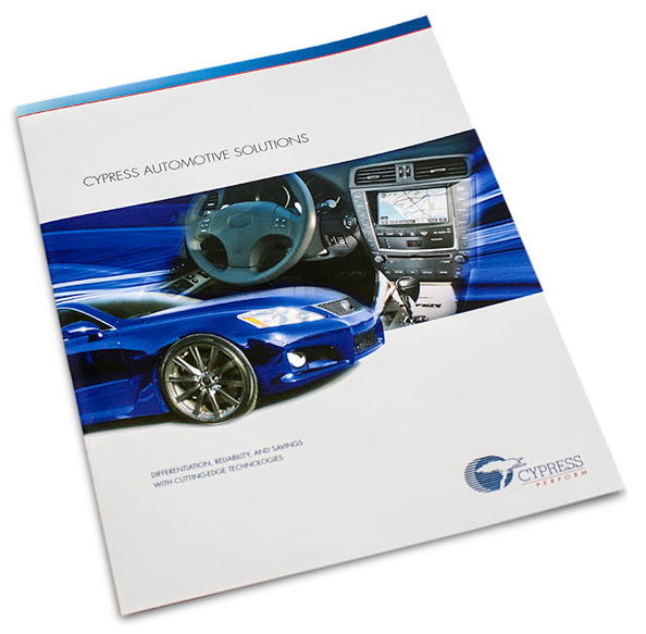 Cypress Automotive Solutions Brochure Cover