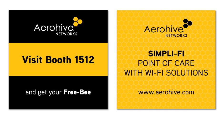 Aerohive Free-Bee Card