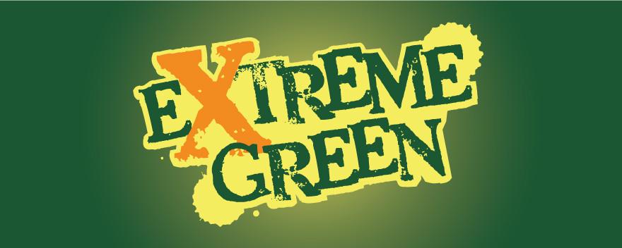 SJRS Extreme Green Logo