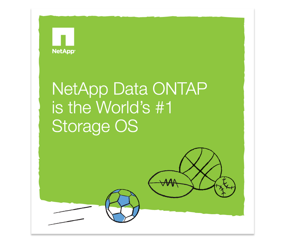 NetApp AT&T Event Home Plate Sign
