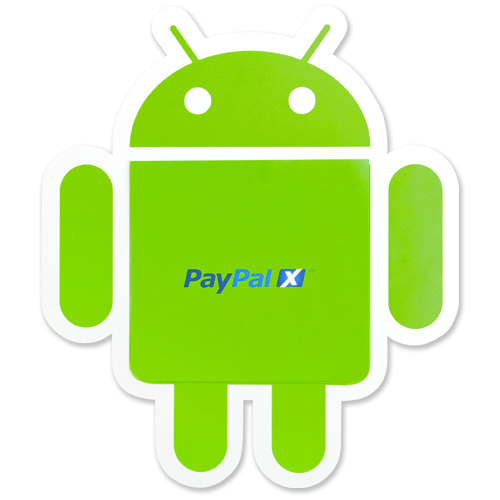 PayPal Mobile Payment Mailer