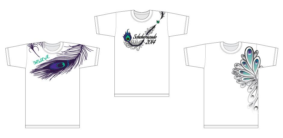 SCV Sheherazade T-Shirts
