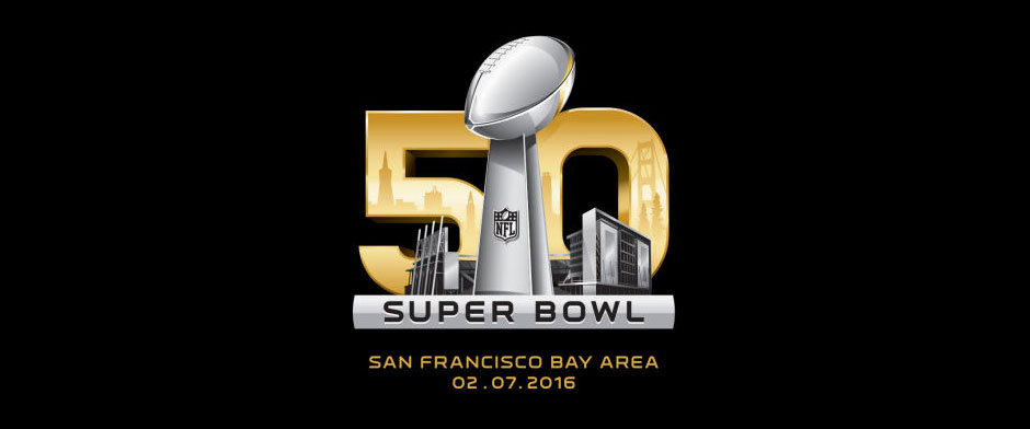 Super Bowl 50 Logo Header