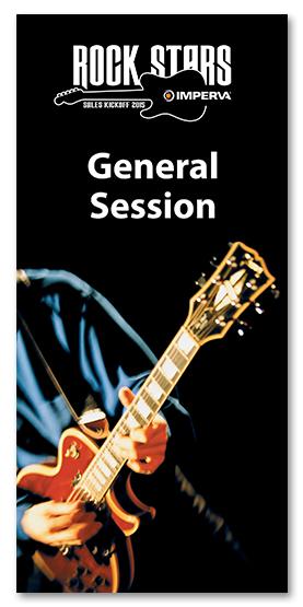 General Session Banner