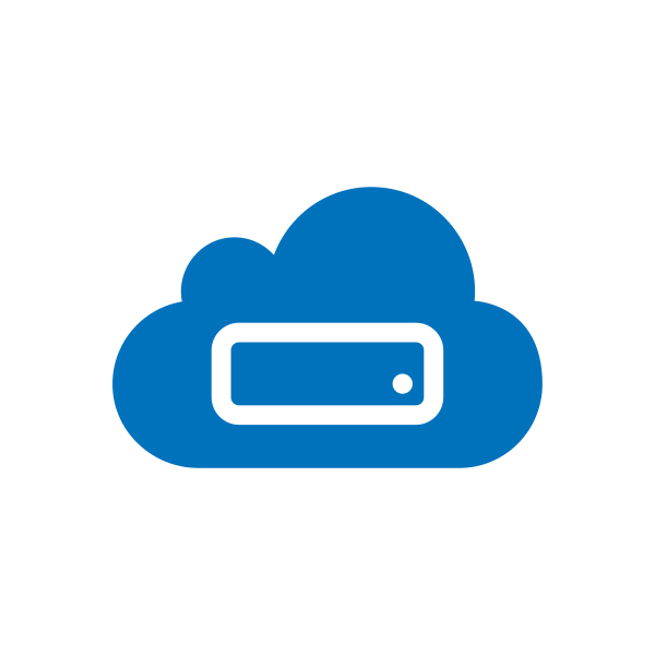 Cloud-based storage system.