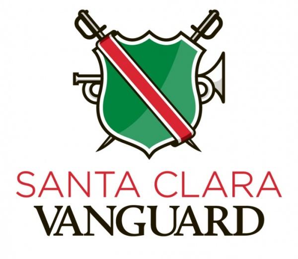 Santa Clara Vanguard Vertical Logo