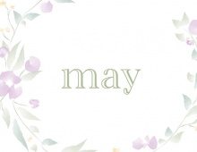 May Flowers Thumbnail