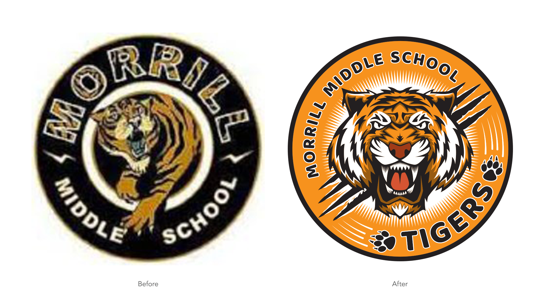 Morrill Middle School Tigers