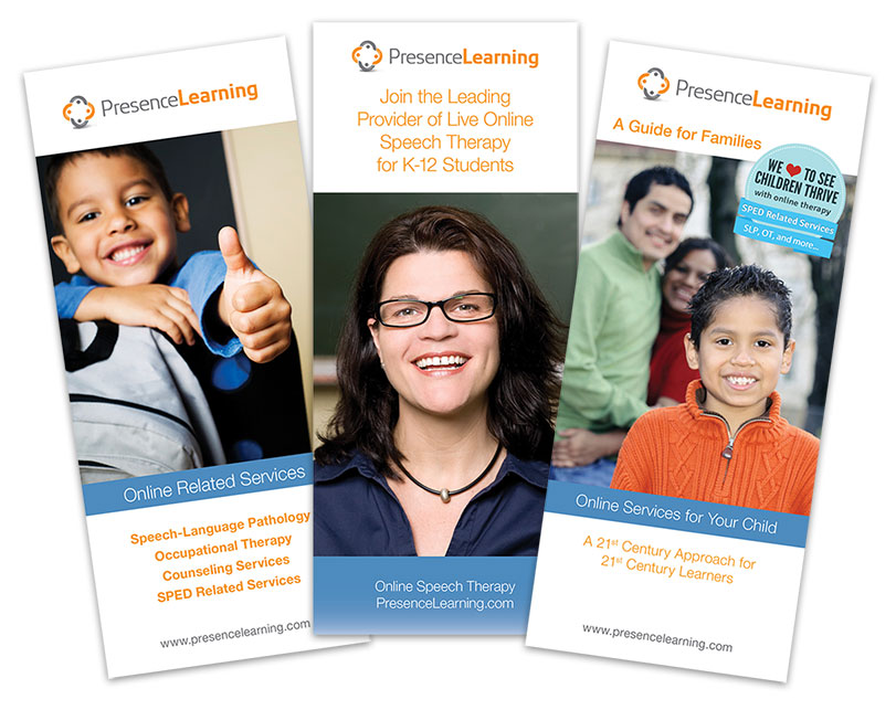 PresenceLearning Trifold Brochures