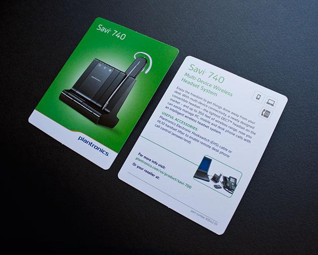 Plantronics SMB Promo Kit