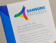Samsung Developers Conference Pocket Guide Thumbnail