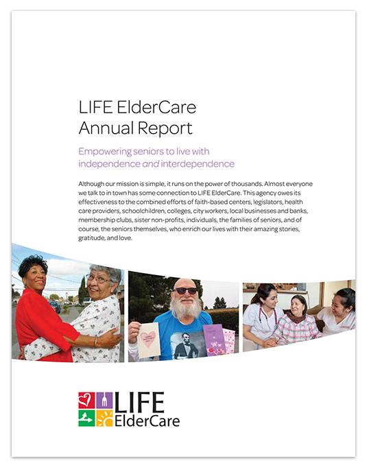 Life ElderCare Annual Report