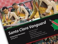 Santa Clara Vanguard 2015 Spring Newsletter Thumbnail