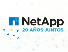 NetApp 20 Years Spain Anniversary Thumbnail